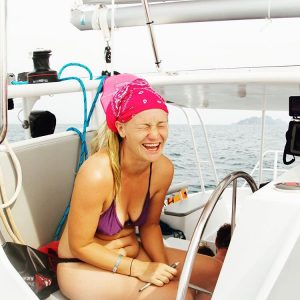 Sailing is Fun  obviously phuket thailand catamaran coworkingspace digitalnomad