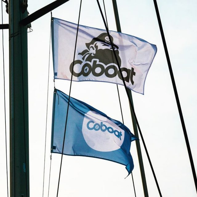 Fair winds today for Coboats pirate beta cruise coworking coworkationhellip