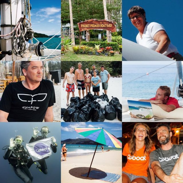 2016bestnine coworking catamaran sailing digitalnomad coworkation camp futureofwork forework remotework