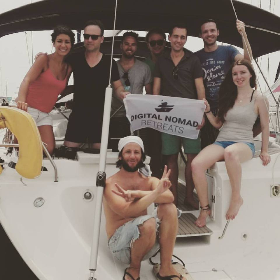 Joining Boats with Digital Nomad Retreats